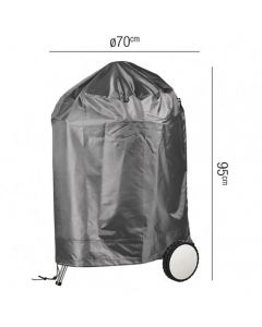 Barbecue Kettle Aerocover Round 70 x 95cm high