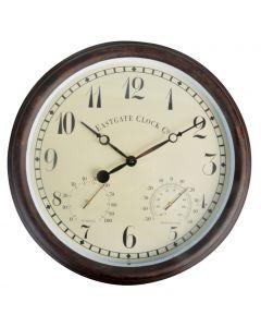Outdoor Clock 38cm diam.