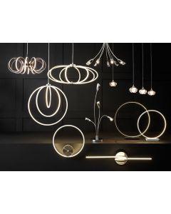 White LED Pendant