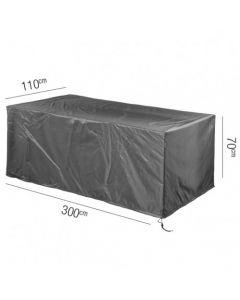 Table Aerocover 300x110x70cm high