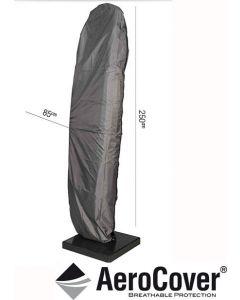 Free Arm Parasol Aerocover 250 x 85cm
