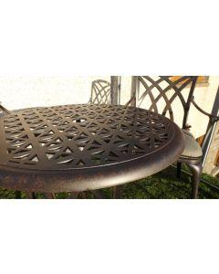 Waverley Bronze Bistro Set