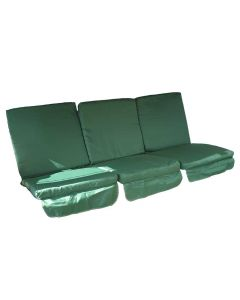 Carnival Cushions – Forest Green