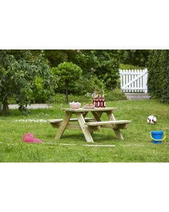 Evlo Kids Picnic Table
