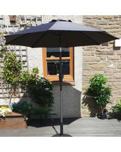 Elite 300cm Parasol - Anthracite