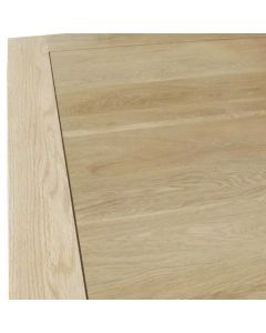 Manor Dining Table 150x90cm. Natural Oak