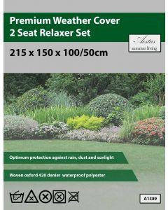 Premium 2 Seat Relaxer Set Weathercover