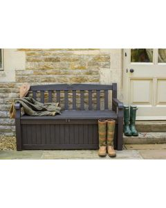 Iceni Storage Bench 265Ltr Cap