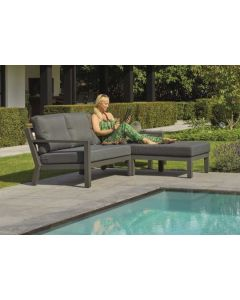 Timber Chaise Lounge Set