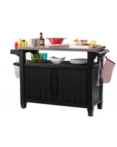 Unity Bbq Table Double 279Ltr