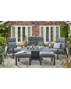 Titchwell Relax Lounge Set Gre